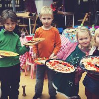 Kinderkookkafé Amsterdam