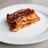 Lasagne met gegrilde groe(n)ten
