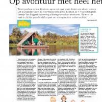 Op avontuur met het hele gezin – Het Nieuwsblad Weekend