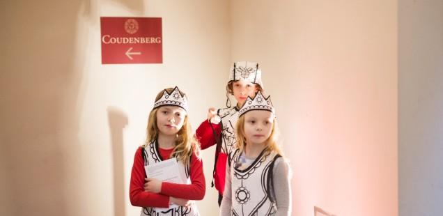 Coudenberg - Dingenzoekers
