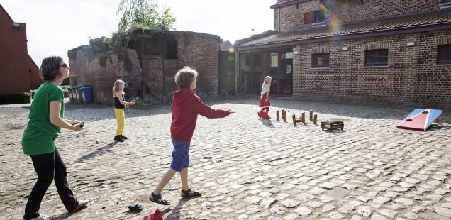 Spelen in de Kinderbrouwerij