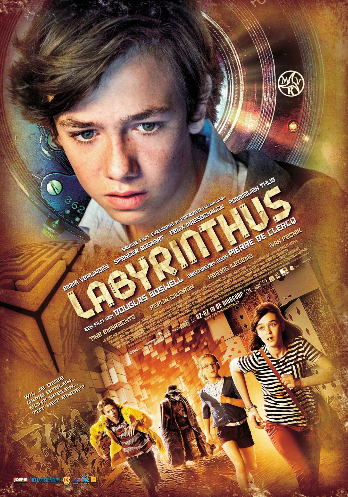 Labyrinthus-Poster