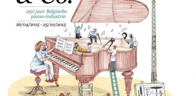 Een, twee, drie piano!