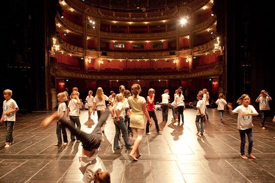 Ballet v vlaanderen